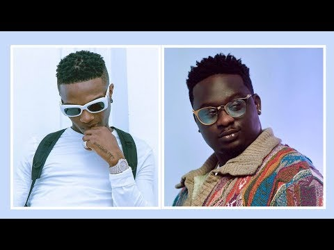 Wande Coal ft. Wizkid - IT'S A VIBE (Snippet)