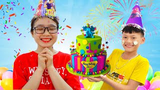 Kudo Is Preparing Birthday Surprise For Mom    Happy Birthday Mom And Kudo    Dom And Kudo
