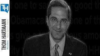 Is Alex Azar the Worst Of the Trump Administration? (w/Guest Alex Lawson)