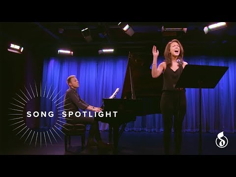 Pasek and Paul - Caught in the Storm from Smash feat. Loren Allred | Musicnotes Song Spotlight