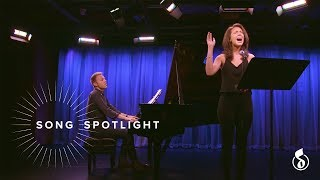 Pasek And Paul   Caught In The Storm From Smash Feat. Loren Allred | Musicnotes Song Spotlight