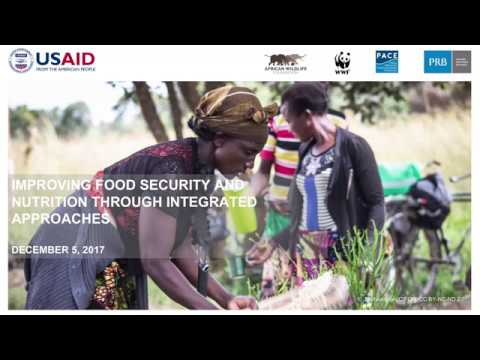 Improving Food Security and Nutrition Through Integrated Approaches Video thumbnail