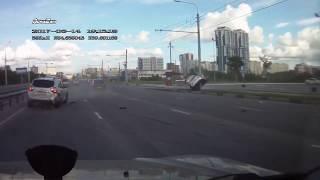 Рязань - ДТП на Московском