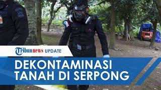 Bapeten Lakukan Dekontaminasi Tanah di Tangerang yang Terpapar Radiasi