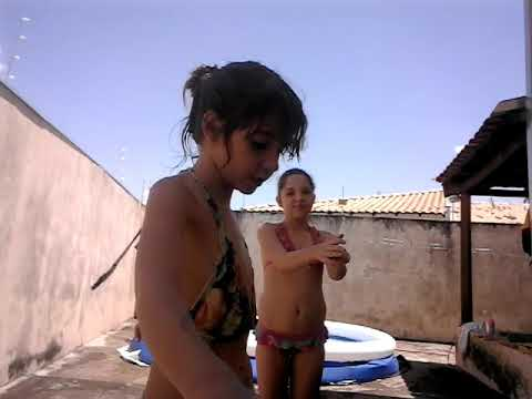 Desafio da piscina ft:Mari