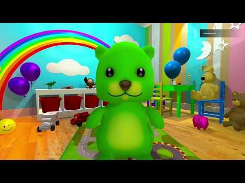 GUMMY BEAR SONG | Long English Version ❤️ Nursery Rhymes | ABC Song  | Alphabet Surprise Mix