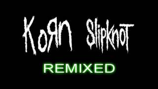 Korn ft. Slipknot - Snuff/Lullaby For A Sadist