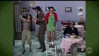 Chaves - Caça ao rato (1979) partes 1 e 2 - HD
