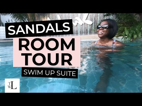 Sandals Barbados Rooms