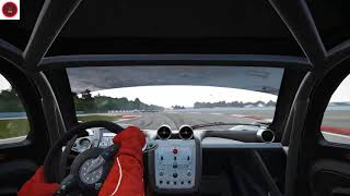 Car Racing Project CARS Racing Clips Cockpit View 4K UHD 2160p  -  Car Racing 2017