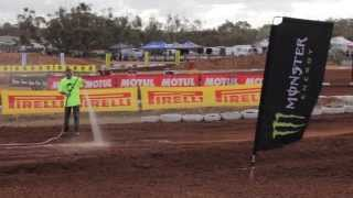 preview picture of video '2013 Monster Energy MX Nationals - Murray Bridge Rnd 2'