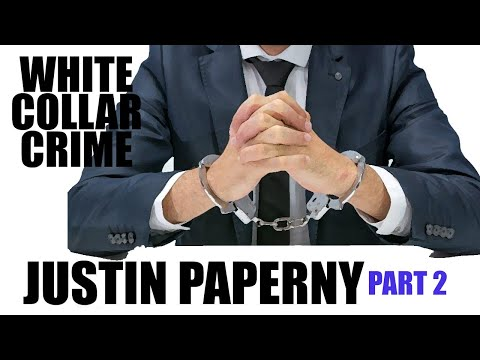 Bad Prison Guards & White Collar Crimes | Justin Paperny Part 2