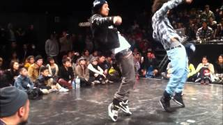 JD Japan 2011 / Les Twins Compilation