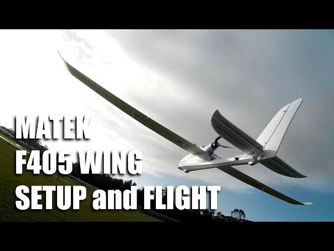 matek-f405-wing-fcb-inav-setup-and-flight