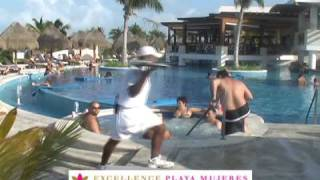 Excellence Playa Mujeres, Cancun