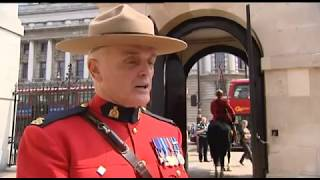 Canadian Mounties Historic Ride   Forces TV