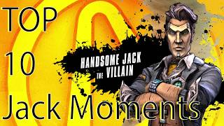Top 10 Handsome Jack Moments