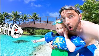 FATHER SON ADVENTURE TIME! / Haunted Lagoon