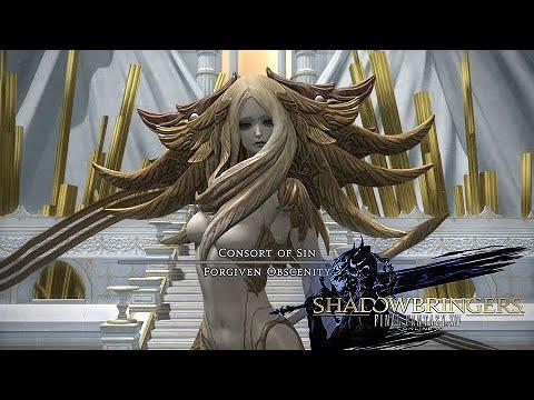 """Insatiable"" (FFXIV Shadowbringers Boss Theme) LYRIC VIDEO"