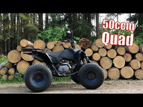 50ccm Quad  Vlog [Chris]