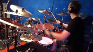 Dream Theater - Prophets Of War | DRUM COVER by Mathias Biehl