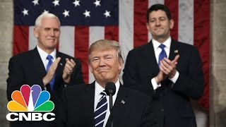 President Donald Trump Talks Taxes, Trade And Immigration | CNBC
