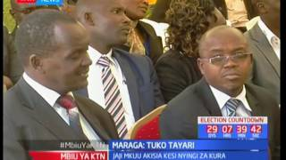 David Maraga asema mahakama ziko tayari kwa kesi zitakazokuwa baada ya uchaguzi