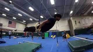 York Gymnastics Promo