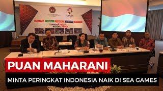 Peringkat Indonesia Di SEA Games Harus Naik