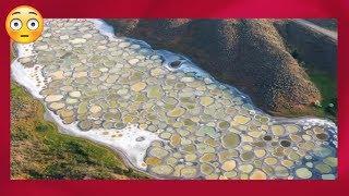 15 Самых Загадочных Озер На Земле