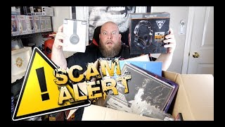 I PAID $230 for a $2,178 Amazon Customer Returns ELECTRONICS Pallet + CUSTOMER RETURNS SCAM AGAIN!