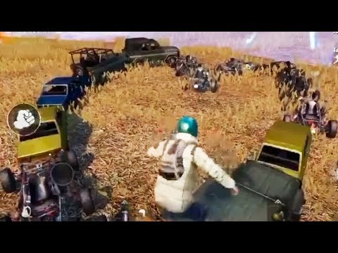 PUBG Mobile FUNNY WTF & EPIC Moments #7