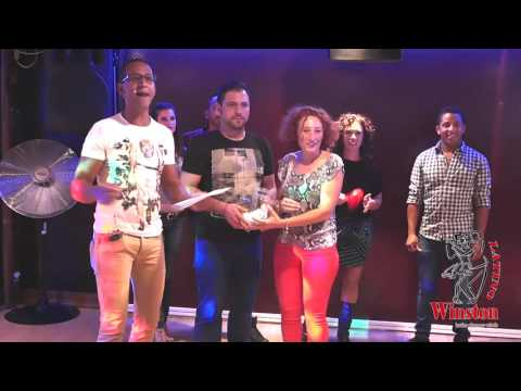 WINSTON LATINO BENIDORM - Fiesta Quedada PROFESORES