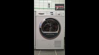 Bosch ActiveAir Wäschetrockner reparieren & reinigen. Repair & clean Bosch ActiveAir tumble dryers.