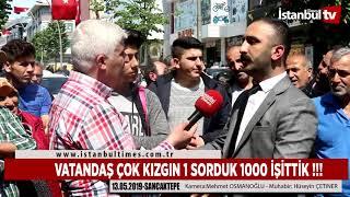 VATANDAŞ ÇOK KIZGIN 1 SORDUK 1000 İŞİTTİK !!!