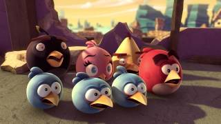Angry Birds 4-D Experience Trailer