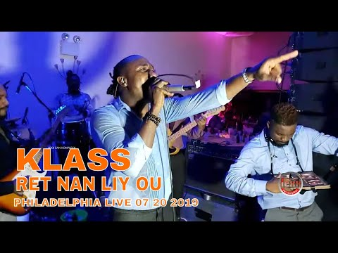 RET NAN LIY OU - KLASS LIVE AT GRANT HALL IN PHILADELPHIA O7 20 2019