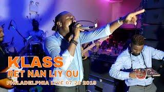 RET NAN LIY OU   KLASS LIVE AT GRANT HALL IN PHILADELPHIA O7 20 2019