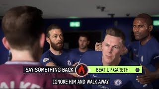 FIFA 18 Danny Williams Fights Gareth Walker Explained