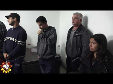 Vereadores Abel da Paz , Chiquinho , William e Irineu Machado  frente a frente com a Sabesp