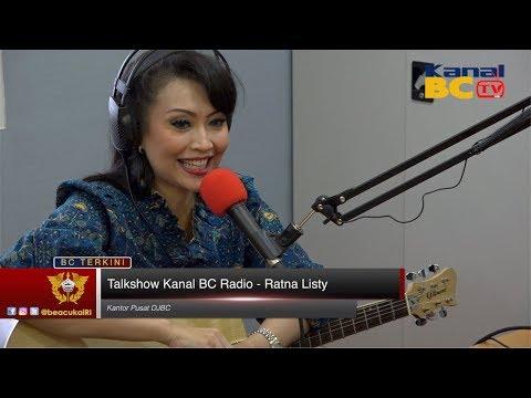 Talkshow Kanal BC Radio - Ratna Listy