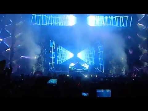 "Deadmau5- ""Superliminal"" Ultra Music Festival 2013 (15) 3/23"