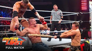 "John Cena and The Miz are forced to push each other over the limit in an ""I Quit"" Match for the WWE Championship: Courtesy of WWE Network. GET YOUR 1st MONTH of WWE NETWORK for FREE: http://wwe.yt/wwenetwork