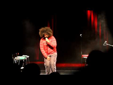 Reggie Watts 03 - Copenhagen, Denmark - Bremen Theater - Jan. 27, 2012 Mp3