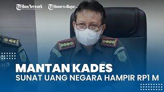 Mantan Kades di Bogor Maling Uang Negara Hampir Rp1 M, Kini Jadi Tersangka Kasus Korupsi