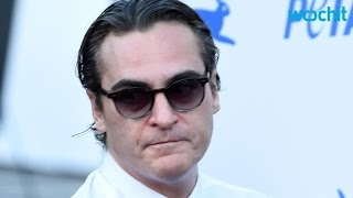 Joaquin Phoenix Steps Out With His Family to Honor His Late Brother, River