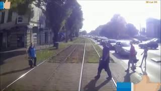 Сбили пешехода  Подборка ДТП  Жесть