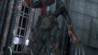 Resident Evil: Darkside Chronicles William Birkin Boss fight #2