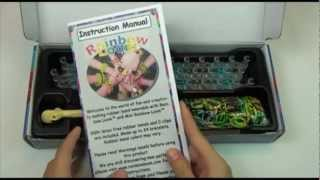 Introduction video - Rainbow Loom® (the next generation Twistz Bandz kit)