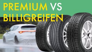 Billigreifen - Wie der richtige Reifen Leben retten kann